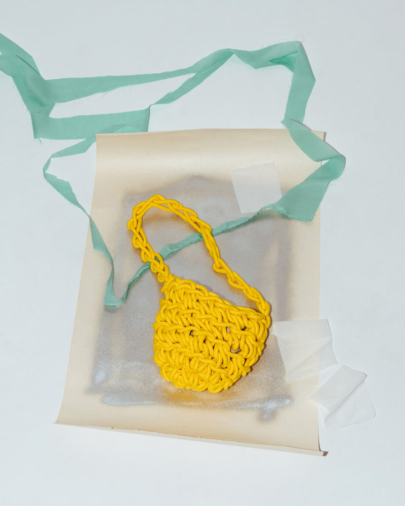 Yellow Brooklyn Bag