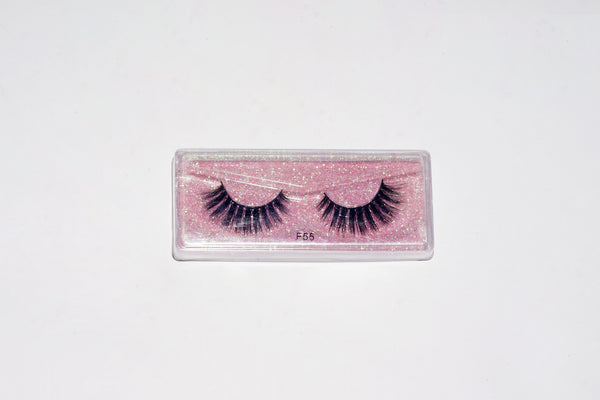 F55 Mink Lashes