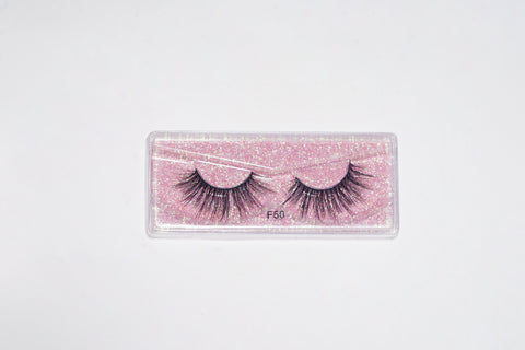 F50 Mink Lashes