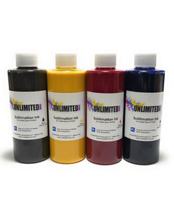 Sublimation Ink Ultra High Quality 4 x 120 ml
