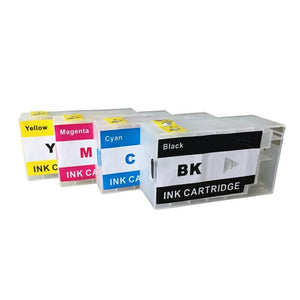 For Canon MAXIFY IB4010 MB5310 MB5010 Refillable Ink Cartridge PGI-2100 2100XL