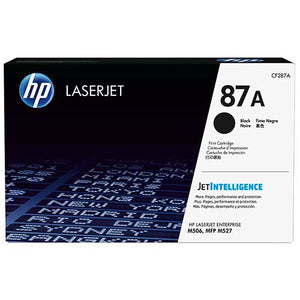 HP 87A (CF287A) Toner Cartridge