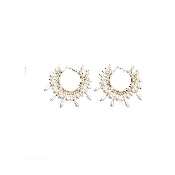 HOOPS EAR RINGS - HO011