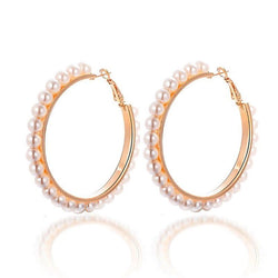 HOOPS EAR RINGS - HO018