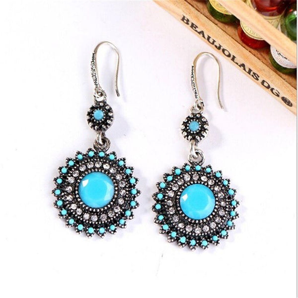 DROP EAR RINGS - DR0023