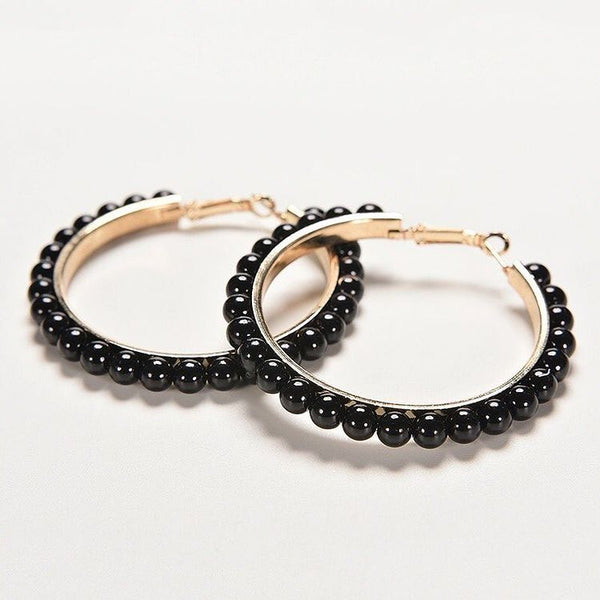 HOOPS EAR RINGS - HO020
