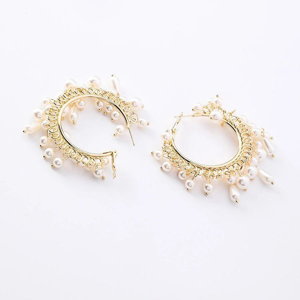 HOOPS EAR RINGS - HO021
