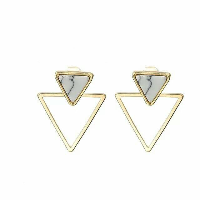 DANGLER EAR RING - DA0021