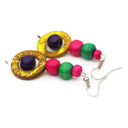 Drop Ear rings - DR0009