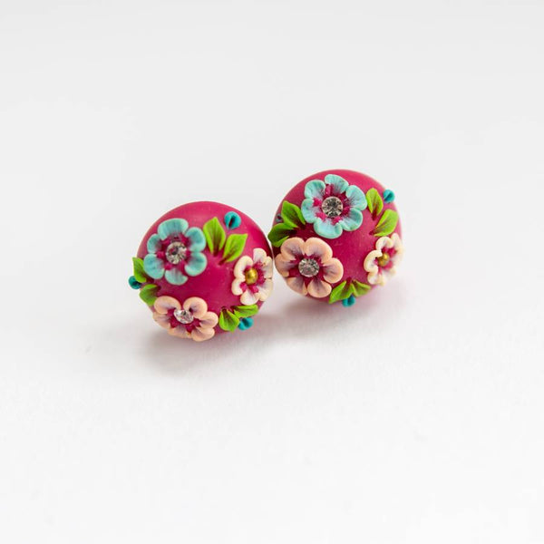 HOOPS EAR RINGS - HO008