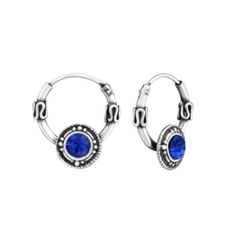 HOOPS EAR RINGS - HO036