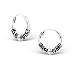 HOOPS EAR RINGS - HO028