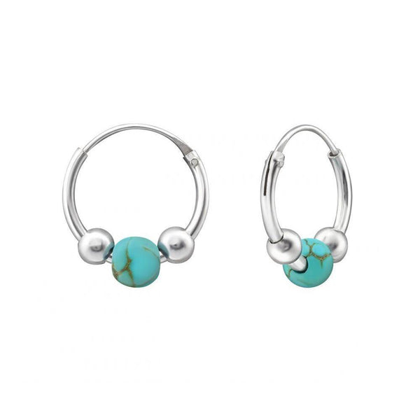 HOOPS EAR RINGS - HO024