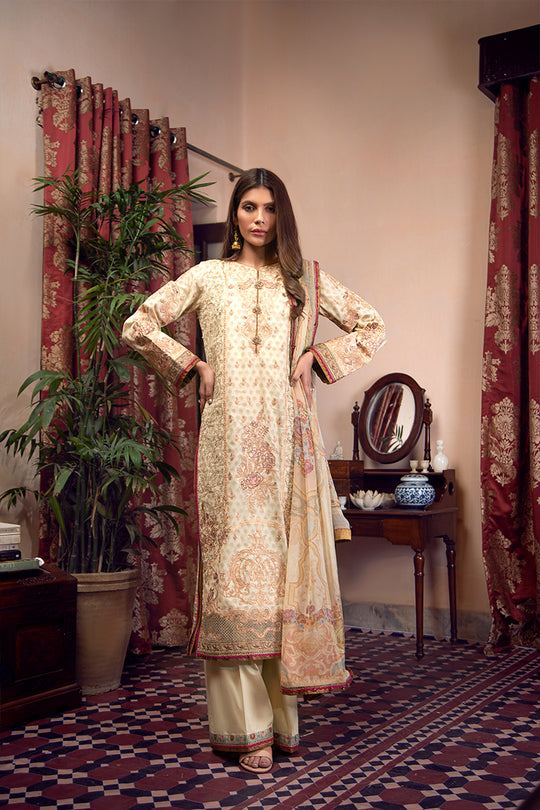 Fahad Hussayn Sangraal Premium Eid Collection