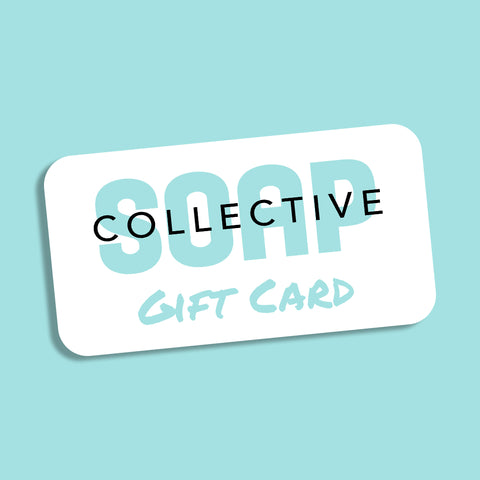SOAP Collective eGift Card