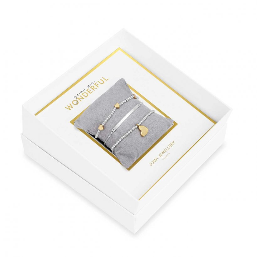 Joma Jewellery Occasion Gift Box You Are Wonderful