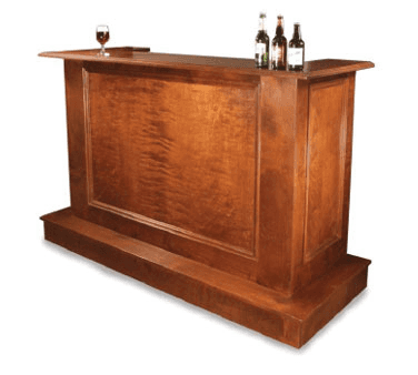 Wooden Portable Bar