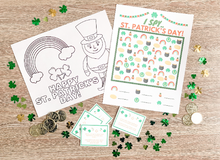 Load image into Gallery viewer, St. Patrick's Day Party Box