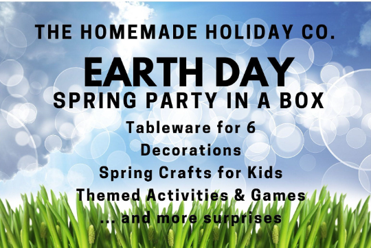 Earth Day & Spring Party Box