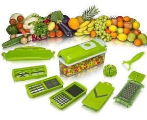 MultiPurpose 12 In 1 - Vegetable And Fruit Chopper/Slicer