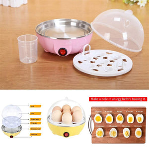 BEST EGG/POTATO BOILER AND OMELETTE MAKER  MULTIPLE USE