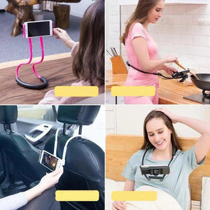LAZY NECK MOBILE PHONE HOLDER