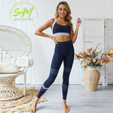 Load image into Gallery viewer, Ensemble Striped Sexy Sport Suit - SAM - Sports and More