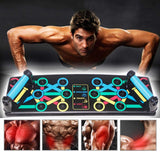 Load image into Gallery viewer, ULTIMATE 9 IN 1 PUSH UP BOARD - SAM - Sports and More