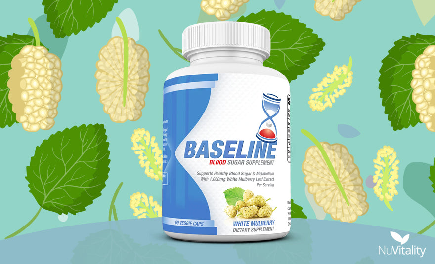 NuVitality White Mulberry Supplement