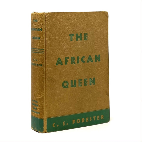 The African Queen, C.S. Forester. First American Edition, 1st. Original Jacket