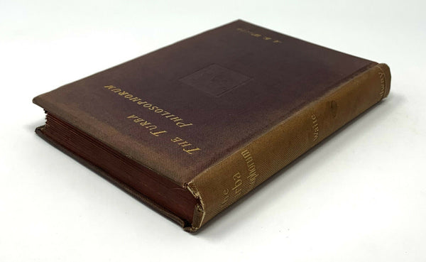The Turba Philosophorum, Trans. Arthur Edward Waite. First Edition, 1st. 1896