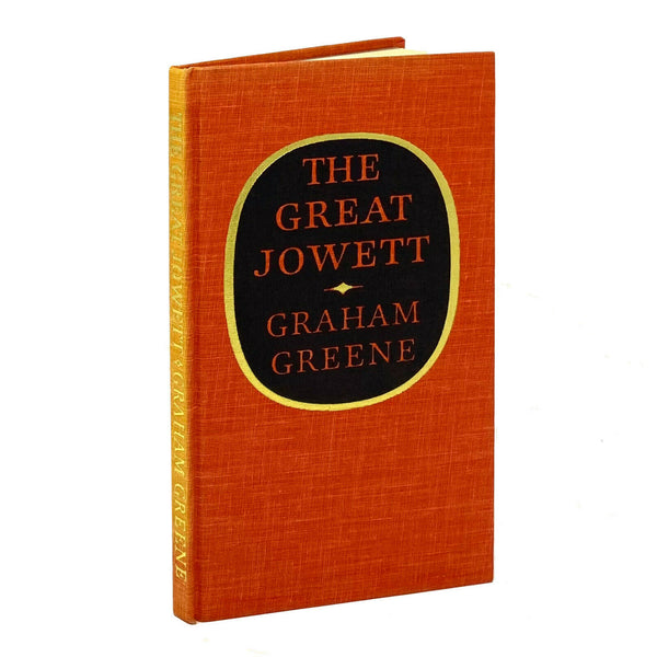 The Great Jowett, Graham Green. Signed Limited First Edition, 1st.