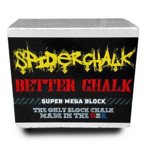 SPIDER CHALK – SUPER MEGA BLOCK 7OZ