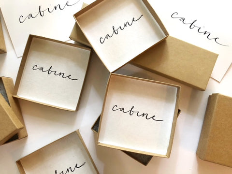 cabine jewelry boxes