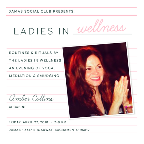 Amber Collins Ladies in Wellness Shop Damas
