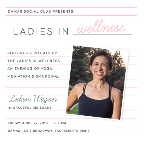 Leilani Wagner Ladies in Wellness Shop Damas