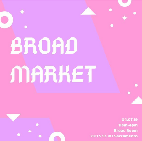 Broad Market at Broad Room