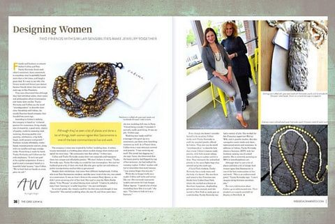 Inside Editions: Designing Women Article