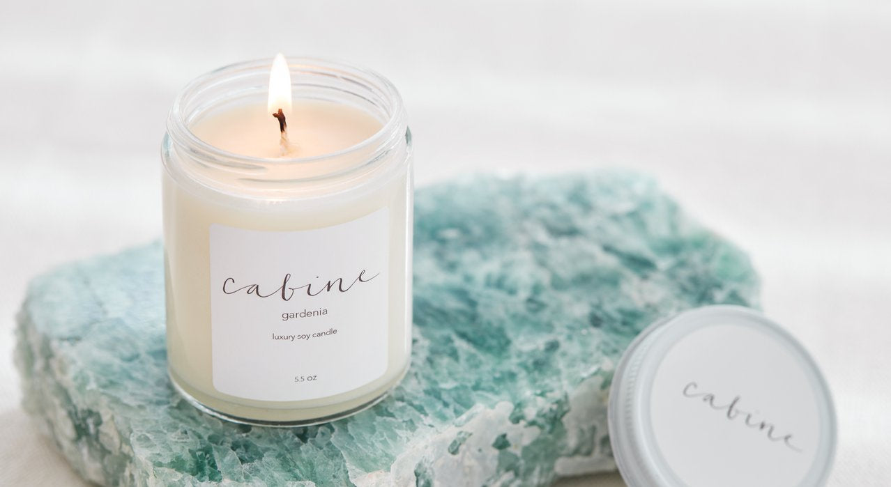 Cabine's Luxury Soy Candle
