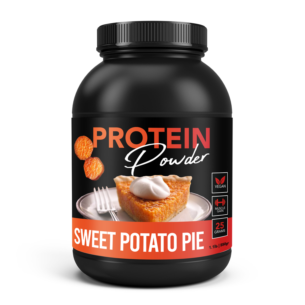 Sweet Potato Pie Protein