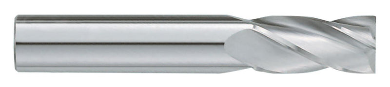 USA Long Square Carbide End Mill