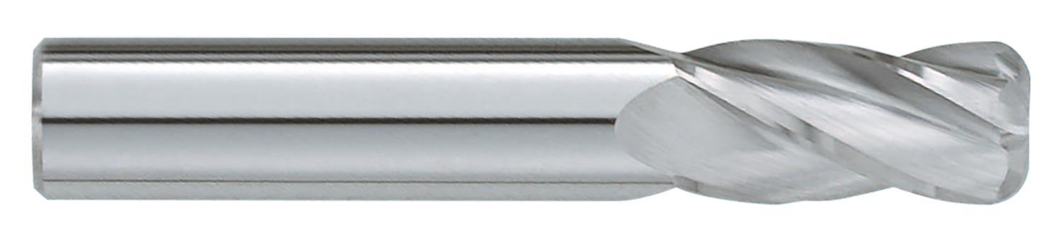 "(5 Pack) 9/16"" Dia. x 1-1/4"" LOC x 3-1/2"" OAL  Radius Carbide End Mill - End Mill Store"