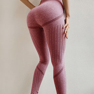 Women Gym Fitness Push Up Yoga Pant