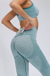 Vital Rise Seamless Yoga Set