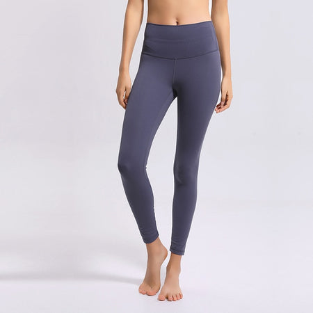 Soft Naked-Feel Yoga Fitness Leggings