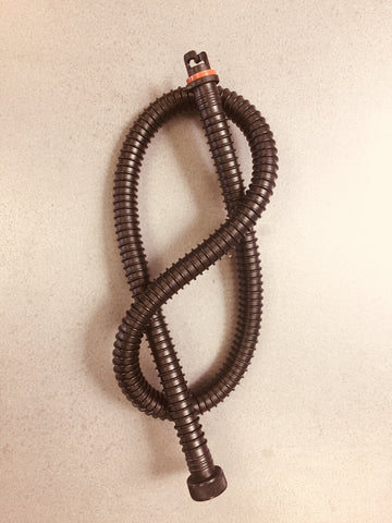 SUP Leash, Coiled