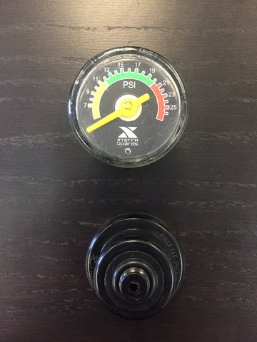 Pressure Gauge only for Bravo Pump