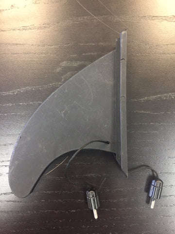 Center Fin only - Replacement - screw-in design