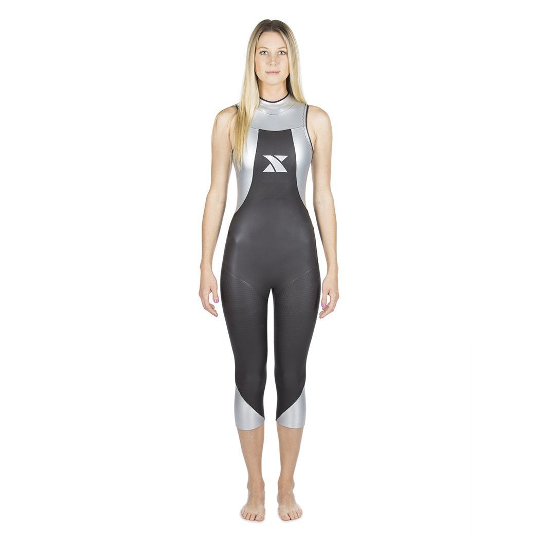 bdc08cbfd1 Womens Vengeance Sleeveless Triathlon Wetsuit
