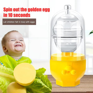 Perfect Eggs Yolk Mixing Whisk